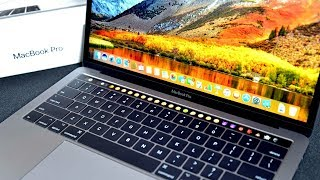 Apple MacBook Pro with Touch Bar review The king of laptops gets faster - Cabstone Technology