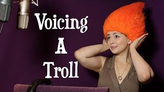Voicing A Troll