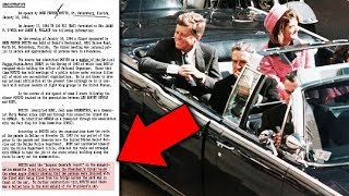 Top 15 Suspicious Things From The Secret JFK Files
