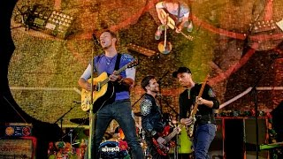 Coldplay - Hymn For The Weekend (Radio 1