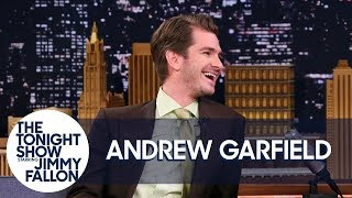 Andrew Garfield Puked in Prince