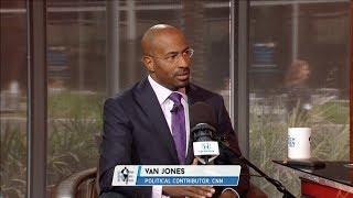 "CNN Commentator Van Jones Talks ""We Rise Tour"", Colin Kaepernick & More - 7/24/17"