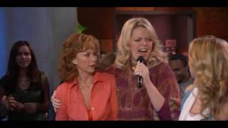 "Cheyenne sings ""The Morning After"" & Reba and Barbara Jean sing ""9 to 5"""