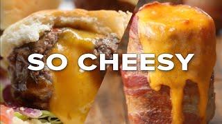 6 Cheese-Stuffed Dinners Ideas