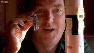 How Did The Saturn 5 Rocket Work? | James May: On The Moon | Earth Lab