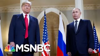 With Russia, Do We Separate The Personal From The Policy? | Morning Joe | MSNBC