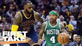 Can Celtics Challenge Cavaliers In Eastern Conference Finals?   First Take   May 16, 2017