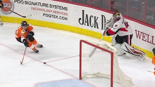 Gotta See It: Anderson gives Flyers a goal with tape-to-tape pass