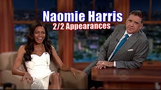 Naomie Harris - She Went Undercover, For Real - 2/2 Appearances In Chronological Order [360-720p]