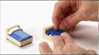Bedroom furniture - LEGO Creator - Designer Tips