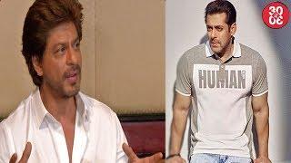 Shahrukh Khan On His Film As A Dwarf | Salman Khan On Marriage A Waste Of Time