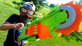 Nerf War: Brainsaw Mayhem 2