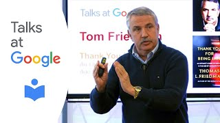 """Thomas L. Friedman: """"Thank You for Being Late"""" 