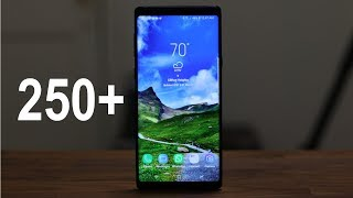 250+ Samsung Galaxy Note 9 Tips, Tricks and Hidden Features
