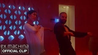 Ex Machina   Tear Up The F*@king Dance Floor   Official Movie Clip HD   A24
