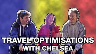 Travel Optimisations With Chelsea