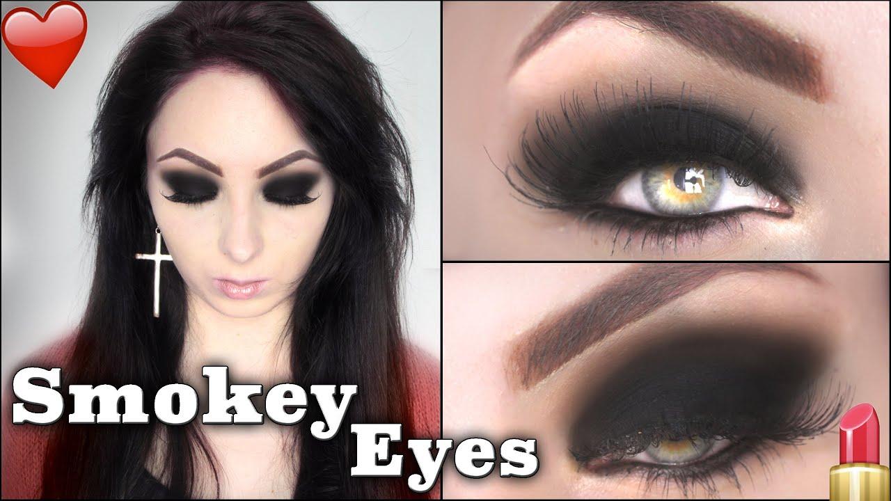 Smokey eyes anleitung