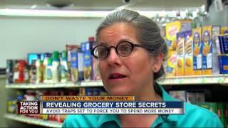 Reveling grocery store secrets