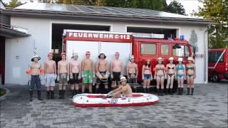 Cold Water Challenge der Feuerwehr Alkofen