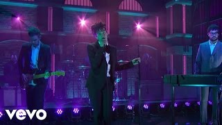 """The 1975 - A Change Of Heart (Live from """"Late Night with Seth Meyers"""")"""