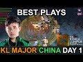 Kuala Lumpur Major BEST PLAYS China DAY ...mp3