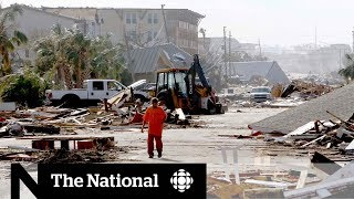 Hurricane Michael leaves path of destruction