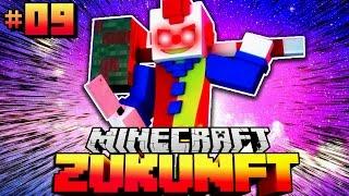 ANGRIFF der KILLER CLOWNS?! - Minecraft Zukunft #09 [Deutsch/HD]