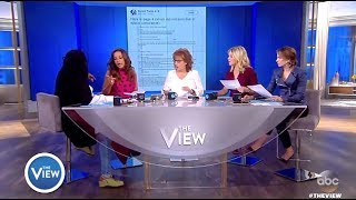 TRUMP JR. - Tweets About Email From Russian Lawyer - The View