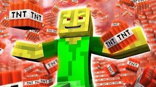 DAS 5.000.000 TNT EXPERIMENT?! - Minecraft HYPERION