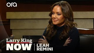 Leah Remini on her revealing new Scientology series  + Tom Cruise