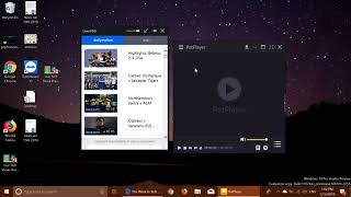 Windows 10 Fall Creators update annoying thirds party video player  default resets