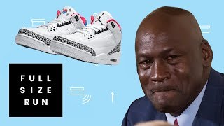 Air Jordan 3: Dead or Better Than Ever?   Full Size Run