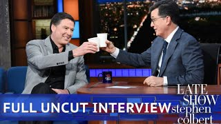 LSSC Full Uncut Interview: James Comey
