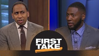 Stephen A. and Ryan Clark debate if the NFL should still have joint practices | First Take | ESPN