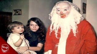 Der Tag, an dem der Weihnachtsmann mich besuchte!