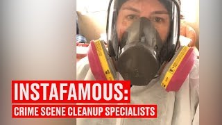 Crime Scene Cleanup Specialists are Instagram's New Stars