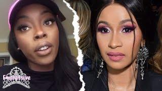 Cardi B slams makeup artist MUA Blacswan | Cardi gets exposed for lying!