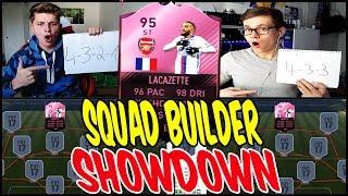 LACAZETTE ARSENAL TRANSFER SQUAD BUILDER SHOWDOWN!! 🔥⚽🔥 - FIFA 17 ULTIMATE TEAM (DEUTSCH)