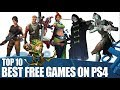 Top 10 Best Free Games On PS4mp3