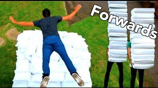 2 Guys 600 Pillows (Forwards) - Rhett & Link (HD)