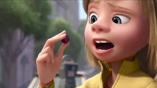 "INSIDE OUT - ""We are not eating that"" Clip (2015) Pixar Animated Movie HD"