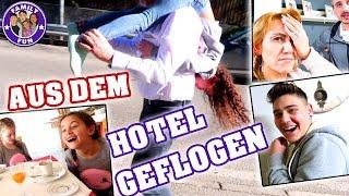 AUS dem HOTEL GEFLOGEN - Warum Cihan sich freut - Our life Family Fun