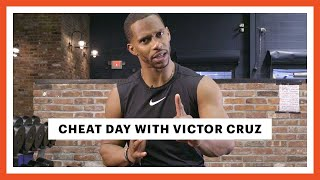 What Victor Cruz Does On a Cheat Day | Cheat Day | Men's Health