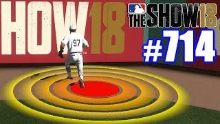 TRYING TO ROB HOMERS!   MLB The Show 18   Road to the Show #714