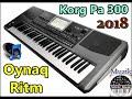 Korg Pa300 - Oynaq Ritm 2018mp3