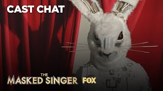 You Won't Believe Who Is Under The Rabbit Mask!   Season 1 Ep. 8   THE MASKED SINGER
