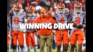 Clemson: National Title Game Winning Drive (2017)