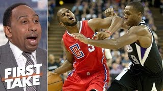 Is Rajon Rondo a hypocrite for calling Chris Paul a