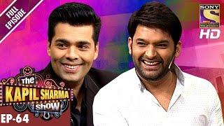 The Kapil Sharma Show - दी कपिल शर्मा शो-Ep-64-Karan Johar In Kapil