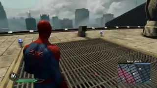 The Amazing Spider-Man 2 Video Game - TASM2 suit free roam